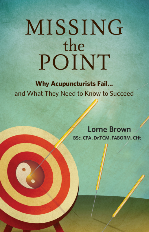 Missing the Point by Lorne Brown